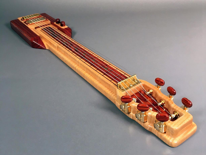 Lap Steel Guitar Full Body