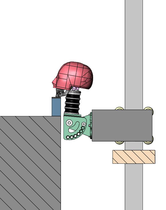 Uppercut Impact CAD