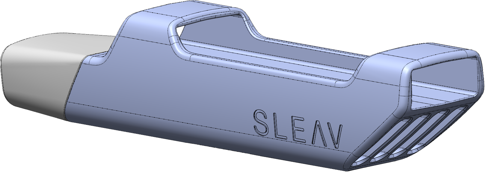 Filter Assembly CAD